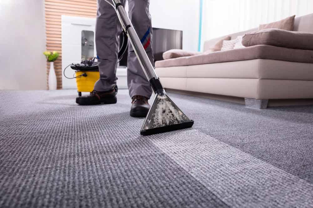 limpeza de carpete rj
