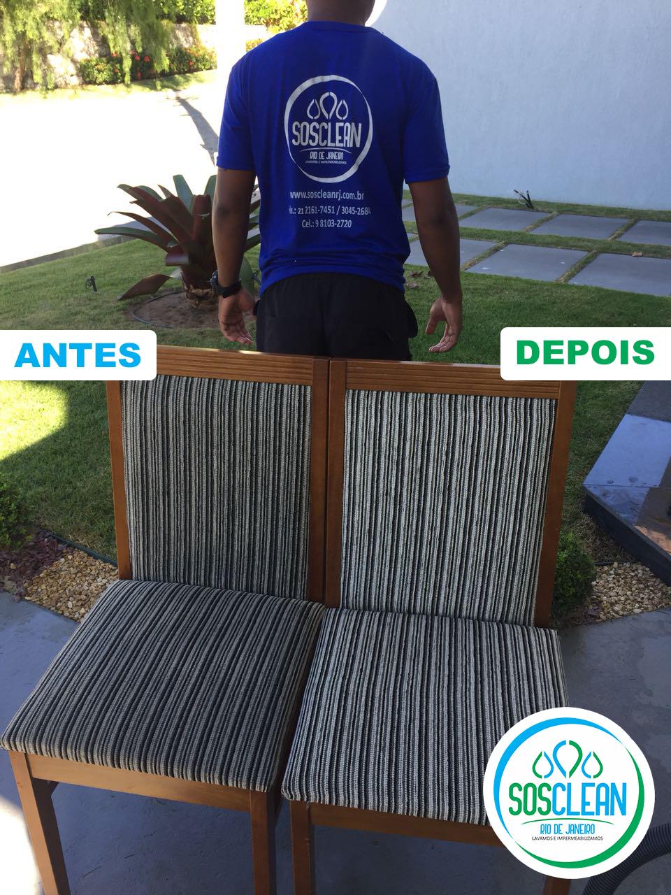 Limpeza de Cadeiras RJ
